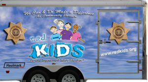 Silsbee, TX  - radKIDS® National Certification & Licensing @ Friends of radKIDS South East Texas -- $495