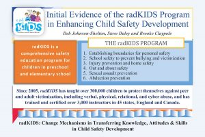 Lowell, OR   - radKIDS® National Certification & Licensing @ Oregon Research Institute and the Lundy Elementary School -- $495